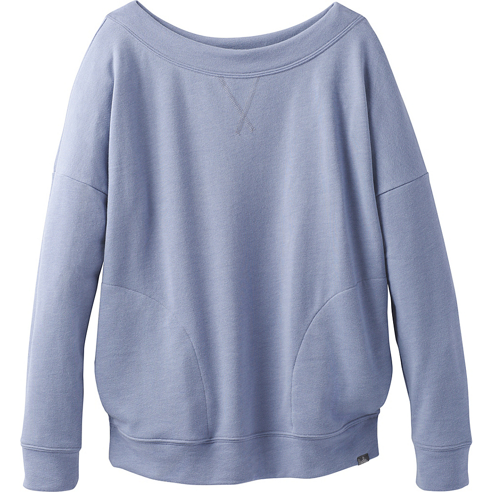 PrAna Opal Top XL - Fairhope Blue - PrAna Womens Apparel - Apparel & Footwear, Women's Apparel