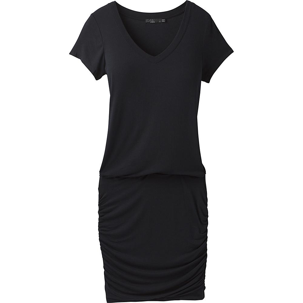 PrAna Foundation Dress S - Black - PrAna Womens Apparel - Apparel & Footwear, Women's Apparel