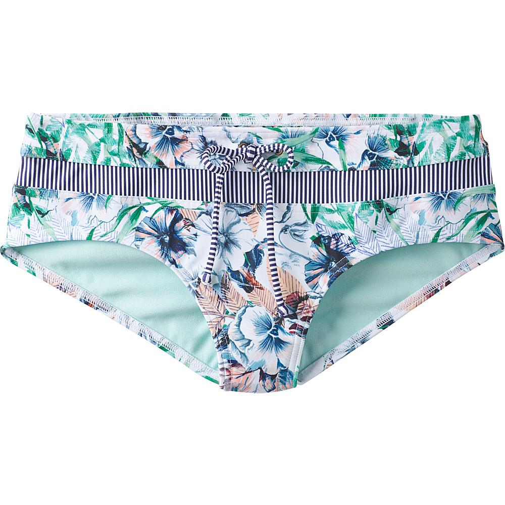 PrAna Cadi Bottom XS - White Bali - PrAna Womens Apparel - Apparel & Footwear, Women's Apparel
