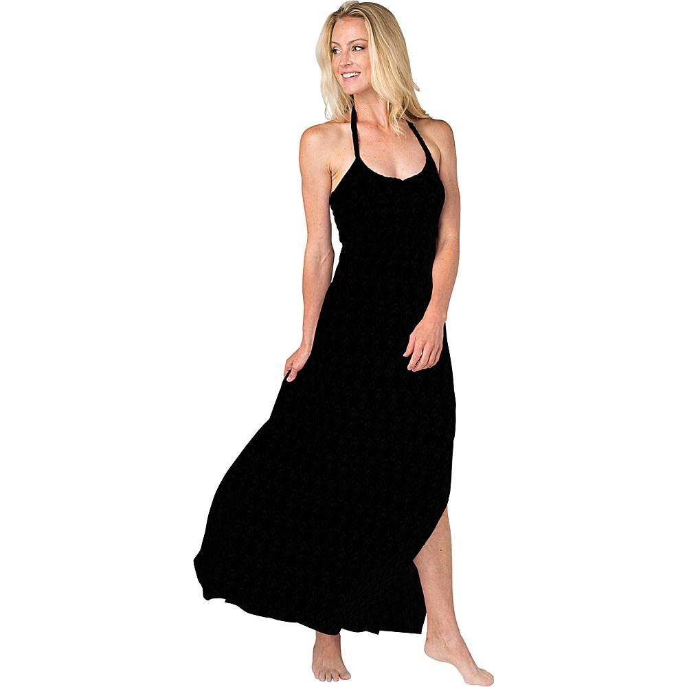 Soybu Womens Dhara Dress L - Black - Soybu Womens Apparel - Apparel & Footwear, Women's Apparel
