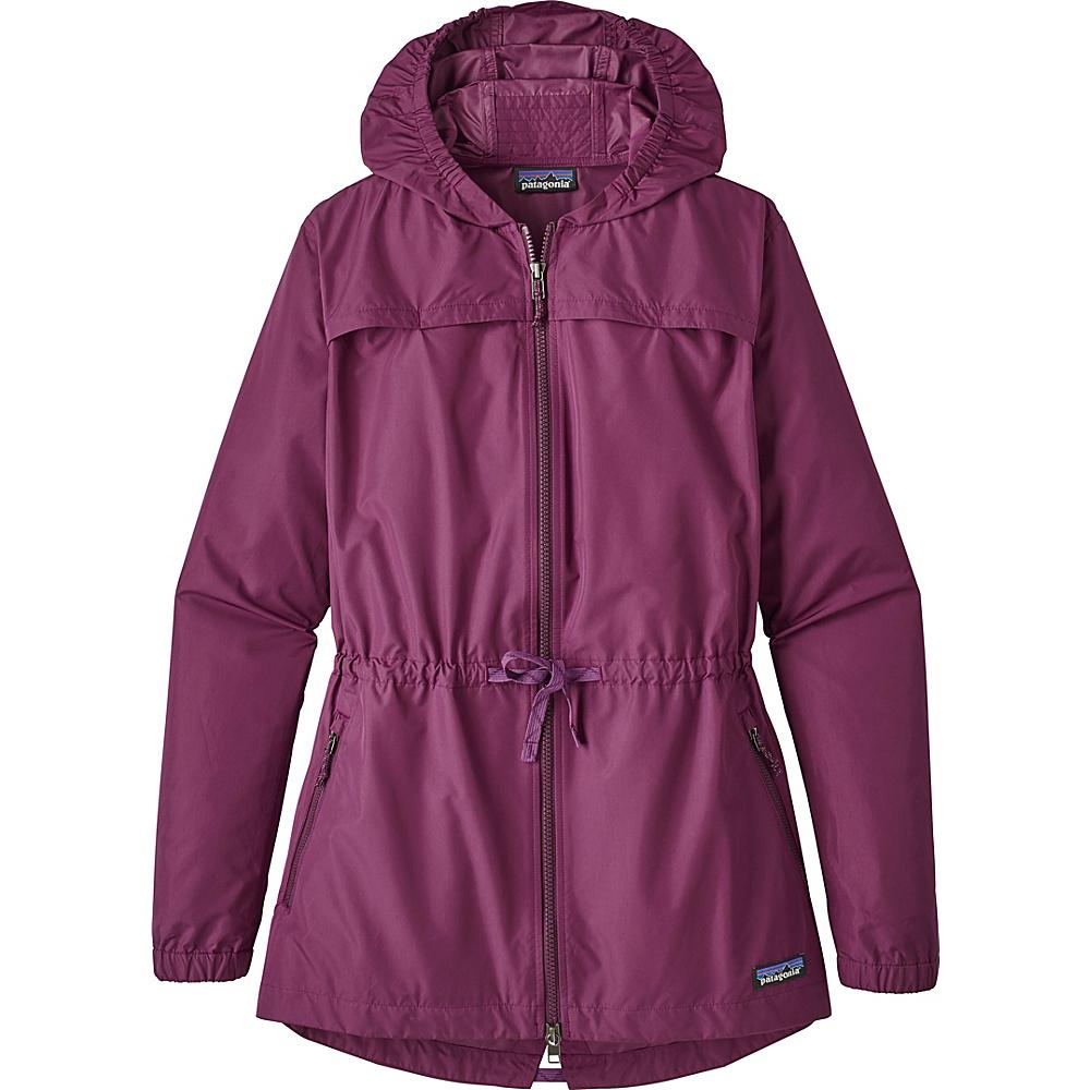 Patagonia Womens Meriweather Hoody M - Geode Purple - Patagonia Womens Apparel - Apparel & Footwear, Women's Apparel