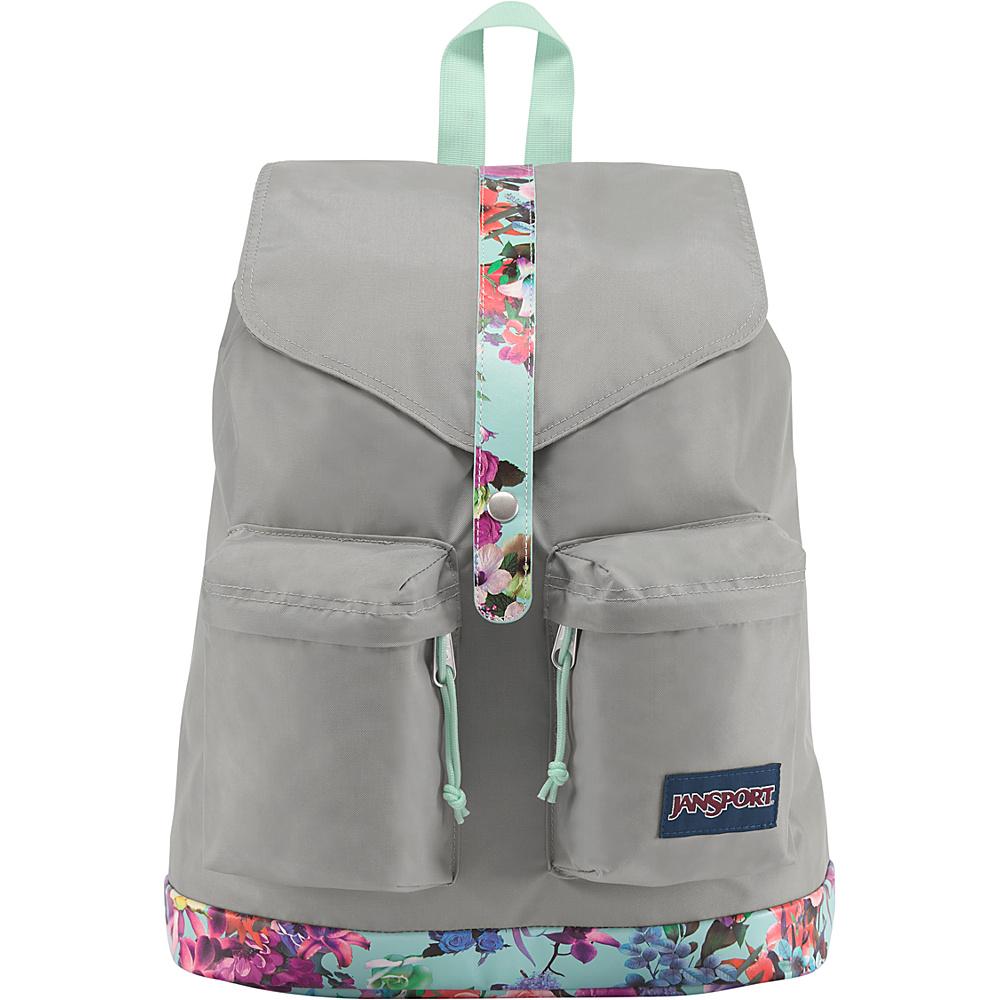 JanSport Madalyn Laptop Backpack Spring Sky - JanSport Everyday Backpacks