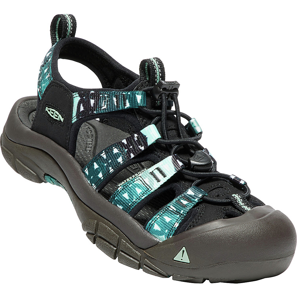 KEEN Womens Newport Retro Sandal 9.5 - Zen - KEEN Womens Footwear - Apparel & Footwear, Women's Footwear