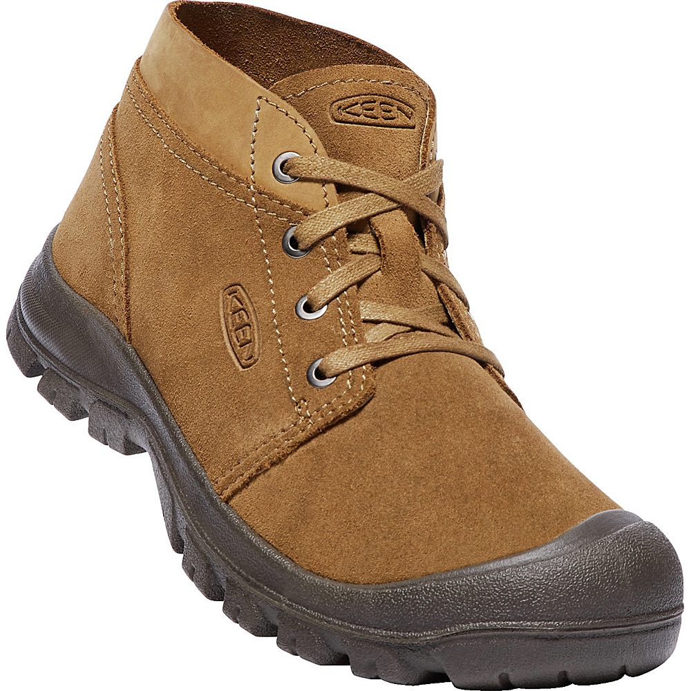 KEEN Mens Grayson Chukka Shoes 9.5 - Coyote/Scylum - KEEN Mens Footwear - Apparel & Footwear, Men's Footwear