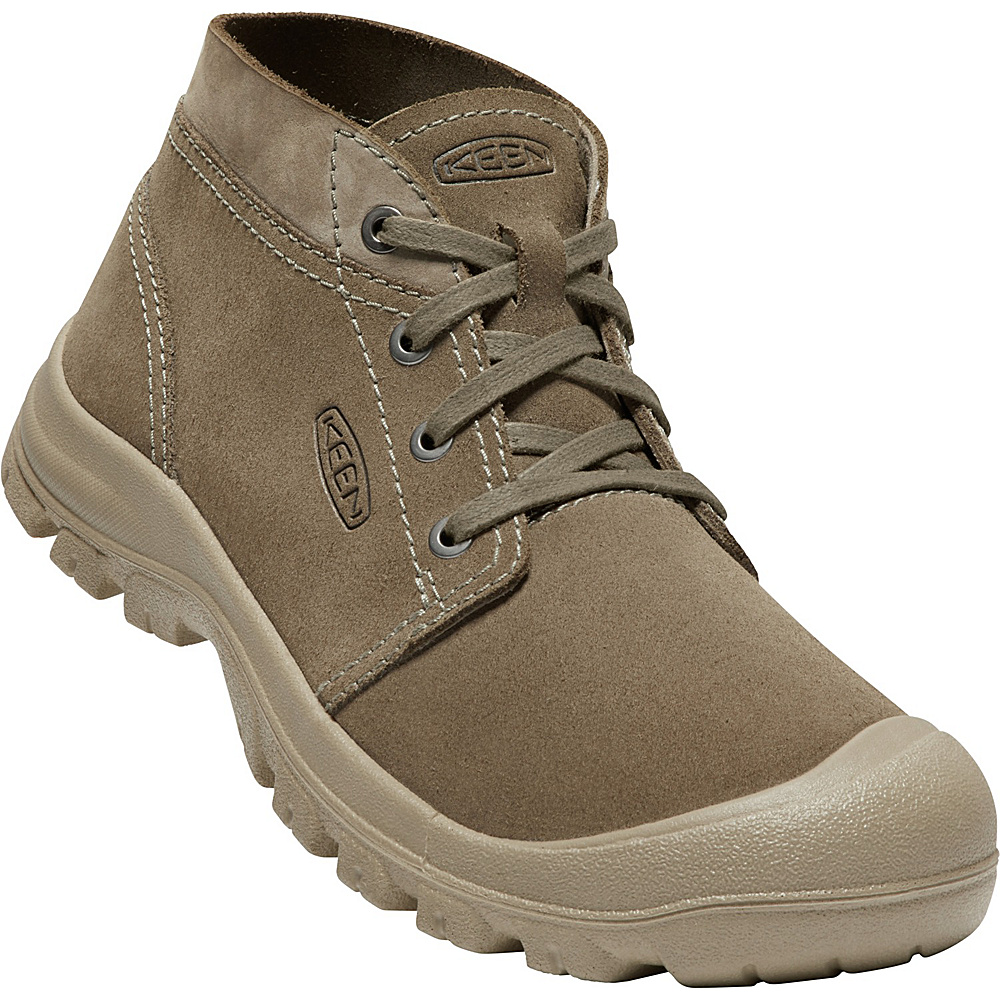 KEEN Mens Grayson Chukka Shoes 12 - Sage/Lama - KEEN Mens Footwear - Apparel & Footwear, Men's Footwear