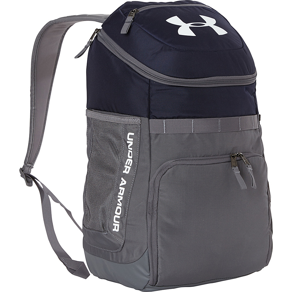 dd6f83f3f1 Under Armour Team Hustle All Sport Backpack 1272782
