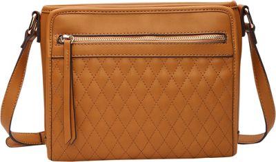 STYLE STRATEGY Pameia Crossbody Mustard Yellow - STYLE STRATEGY Manmade Handbags