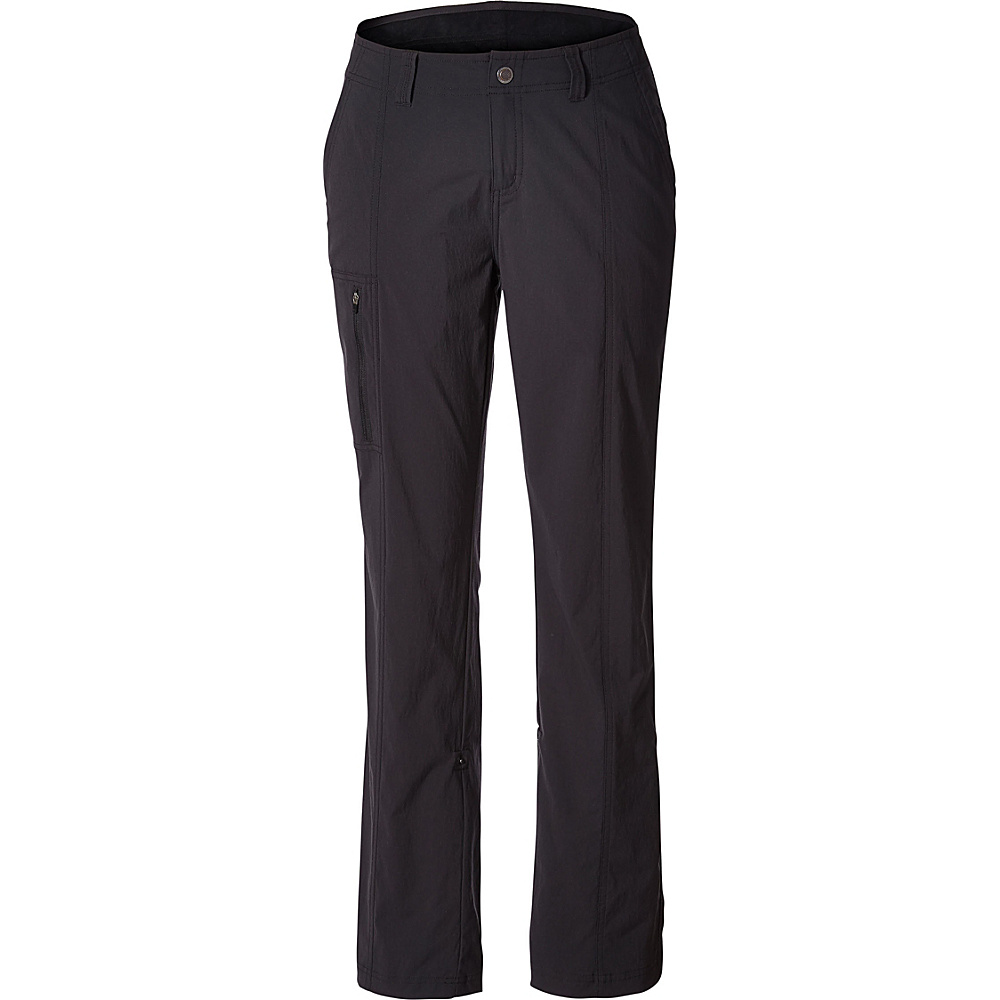 Royal Robbins Womens Discovery III Pant 4 - 32in - Jet Black - Royal Robbins Womens Apparel - Apparel & Footwear, Women's Apparel