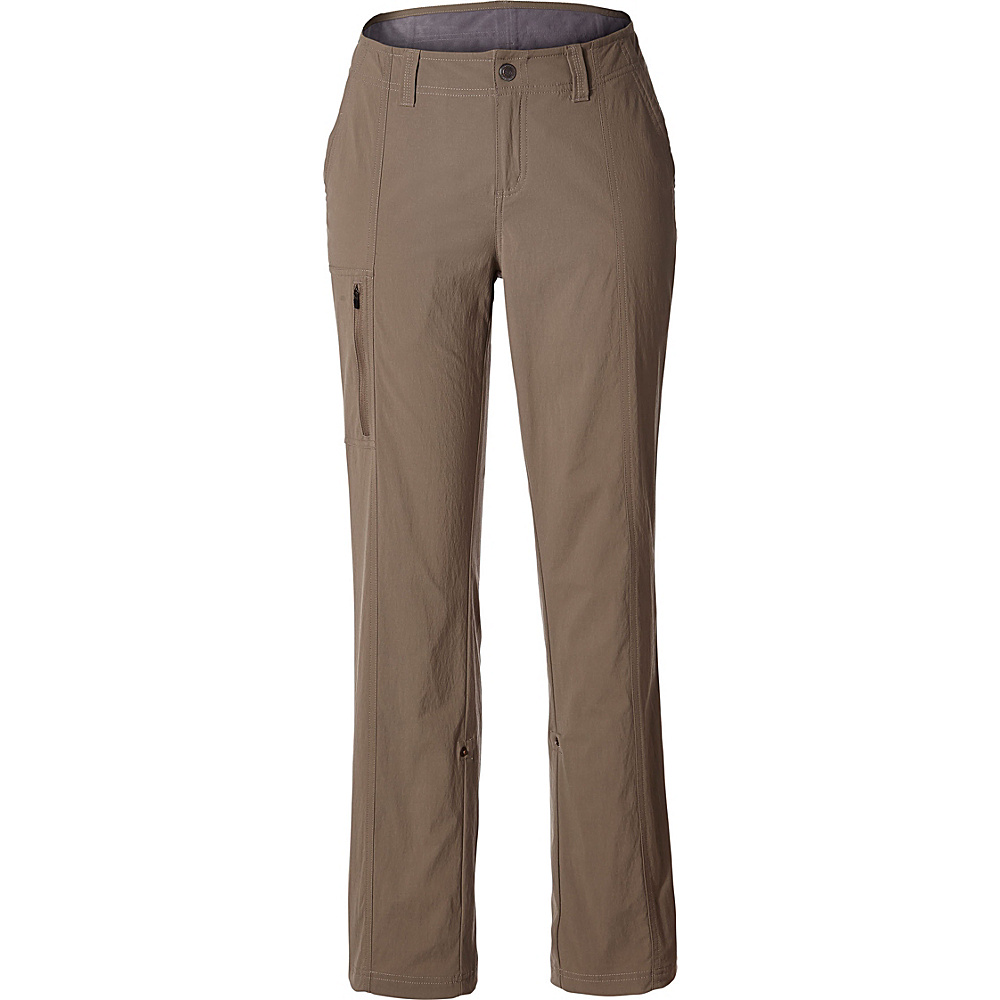 Royal Robbins Womens Discovery III Pant 8 - 34in - Falcon - Royal Robbins Womens Apparel - Apparel & Footwear, Women's Apparel