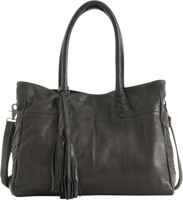 Day & Mood Marley Tote Black - Day & Mood Leather Handbags