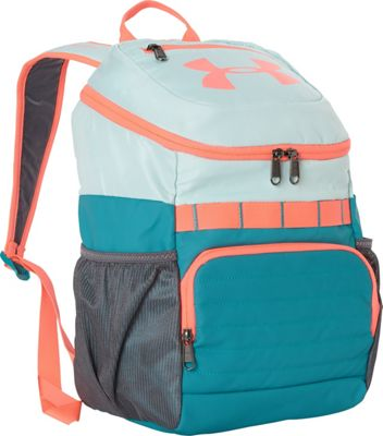 Under Armour Large Fry Backpack Mint - Under Armour Laptop Backpacks