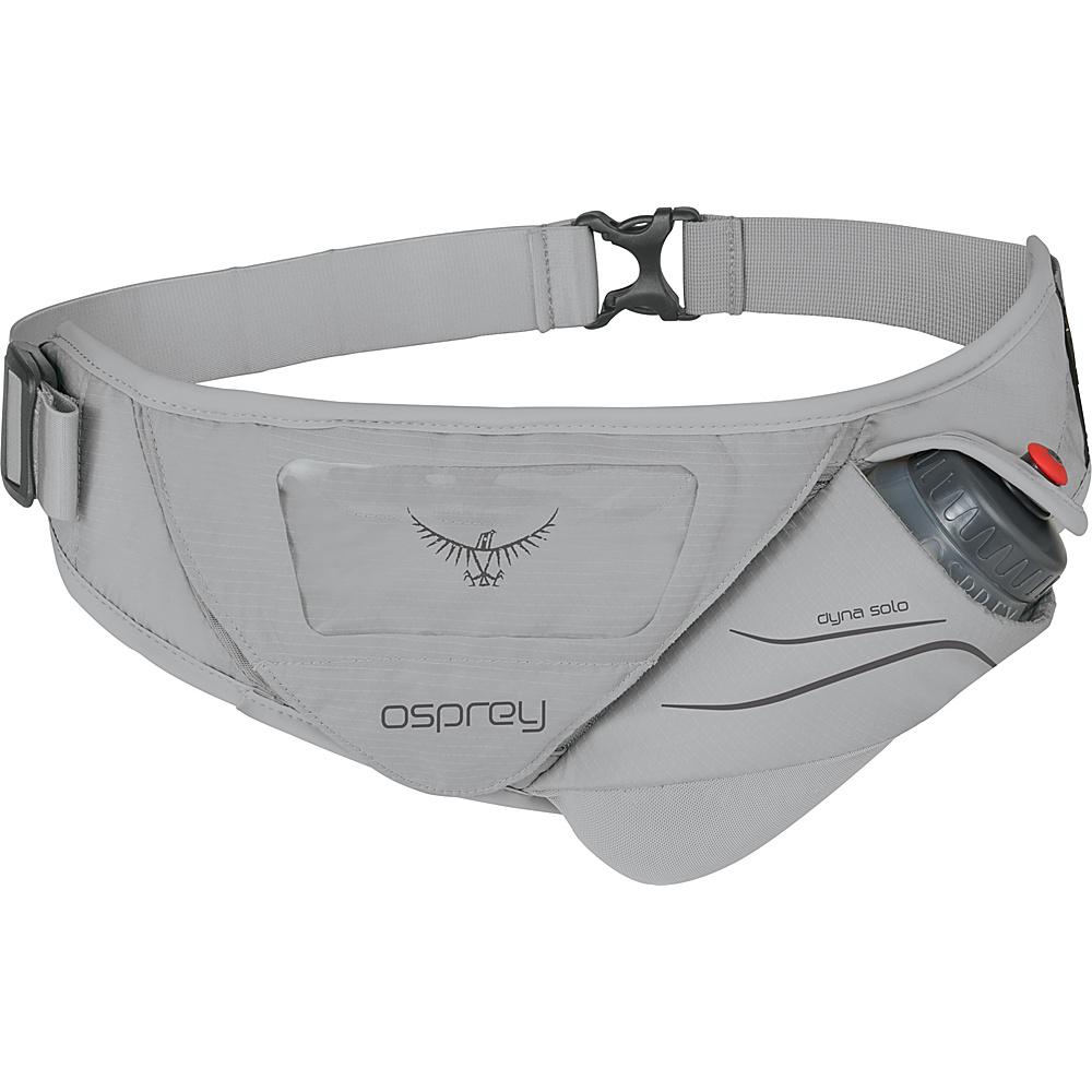 Osprey Dyna Solo Waistpack Silver Spark - Osprey Waist Packs - Backpacks, Waist Packs