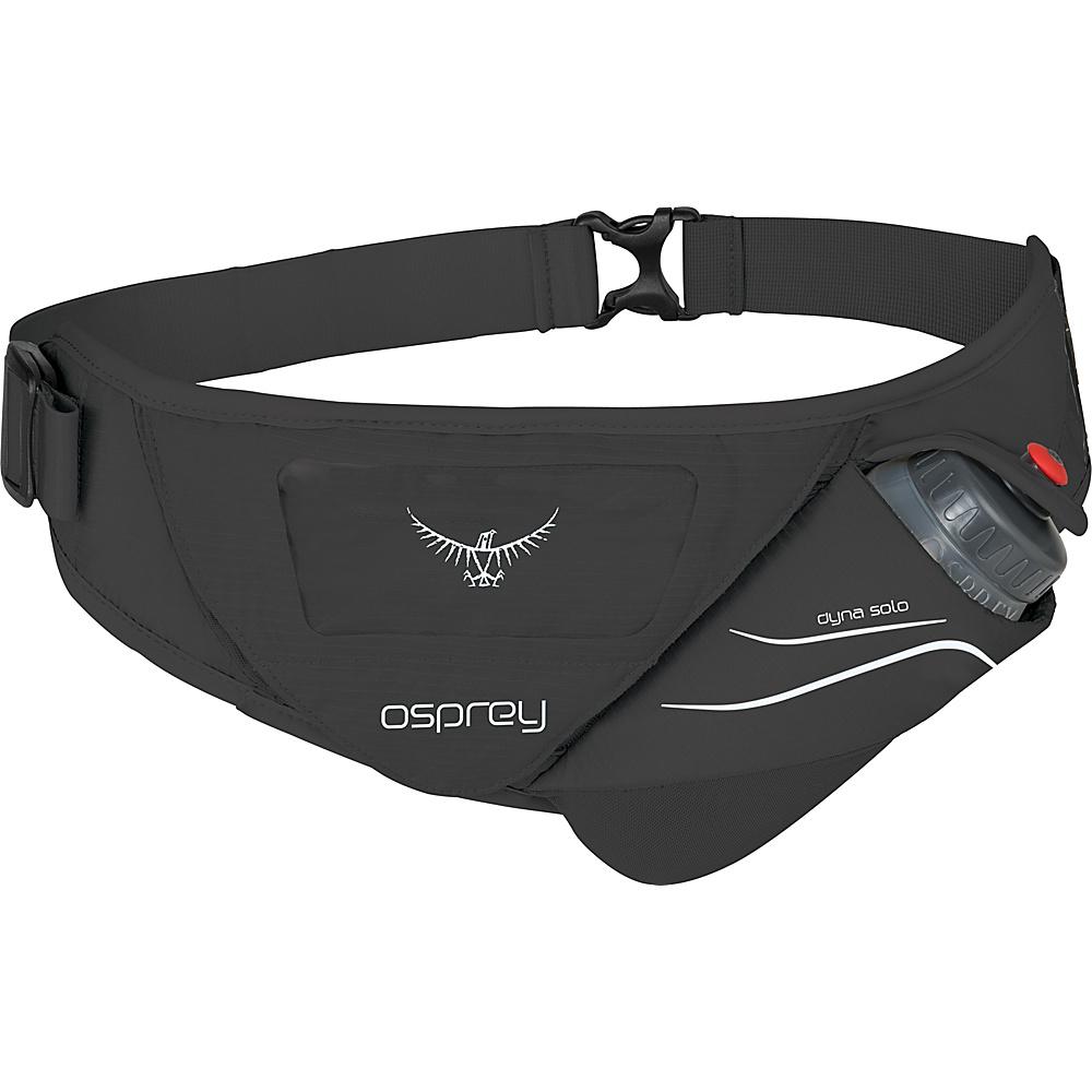 Osprey Dyna Solo Waistpack Black Opal - Osprey Waist Packs - Backpacks, Waist Packs