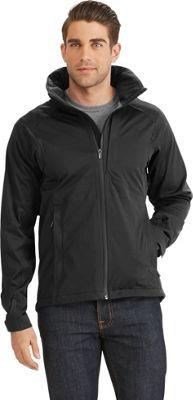 NAU Clothing Mens Flex Commute Jacket XL - Caviar - NAU Clothing Men's Apparel