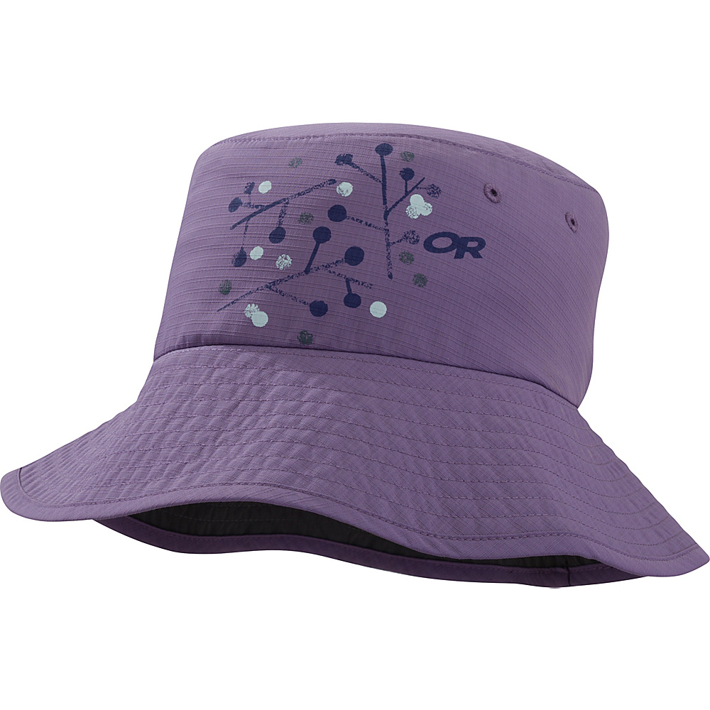 Outdoor Research Solaris Sun Bucket L - Fig - Outdoor Research Hats/Gloves/Scarves - Fashion Accessories, Hats/Gloves/Scarves