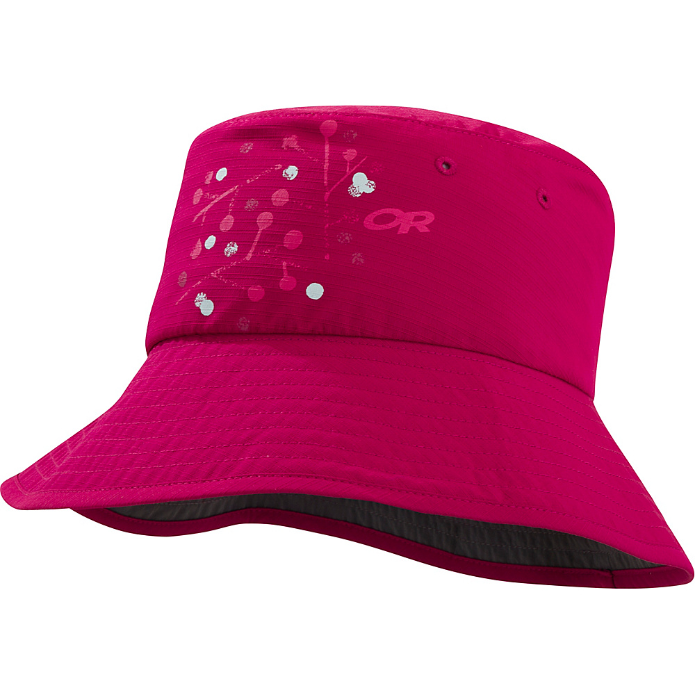 Outdoor Research Solaris Sun Bucket S - Raspberry - Outdoor Research Hats/Gloves/Scarves - Fashion Accessories, Hats/Gloves/Scarves