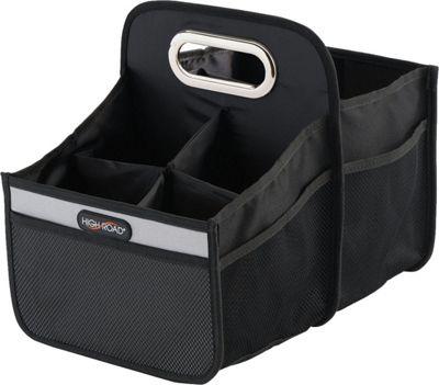 High road Portable Car Seat Organizer Black - High Road T...