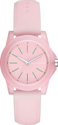 A/X Armani Exchange Womens Watch Pink - A/X Armani Exchan...