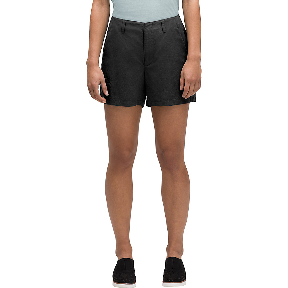 NAU Clothing Womens Flexible Short 4 - 4.5in - Caviar - NAU Clothing Women's Apparel Womens Flexible Short 4 - 4.5in - Caviar. Composed of a soft and breathable blend of classic linen and modern TENCEL® fiber, the updated Flexible Short features a clean and timeless cut for perfect summertime comfort.