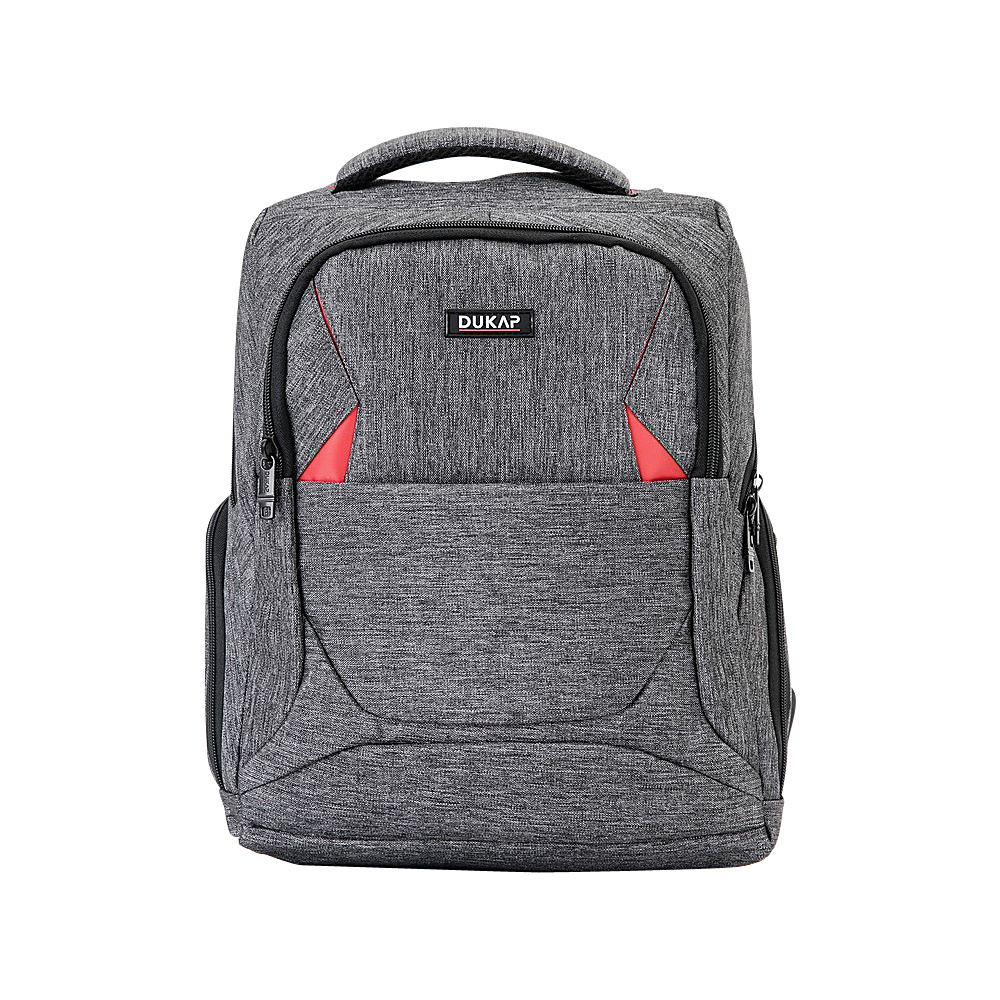 Dukap Volition Executive Backpack for Laptops up to 15.6'' Grey - Dukap Business & Laptop Backpacks Volition Executive Backpack for Laptops up to 15.6'' Grey. Volition  Executive Backpack for Laptops up to 15.6''-Inches