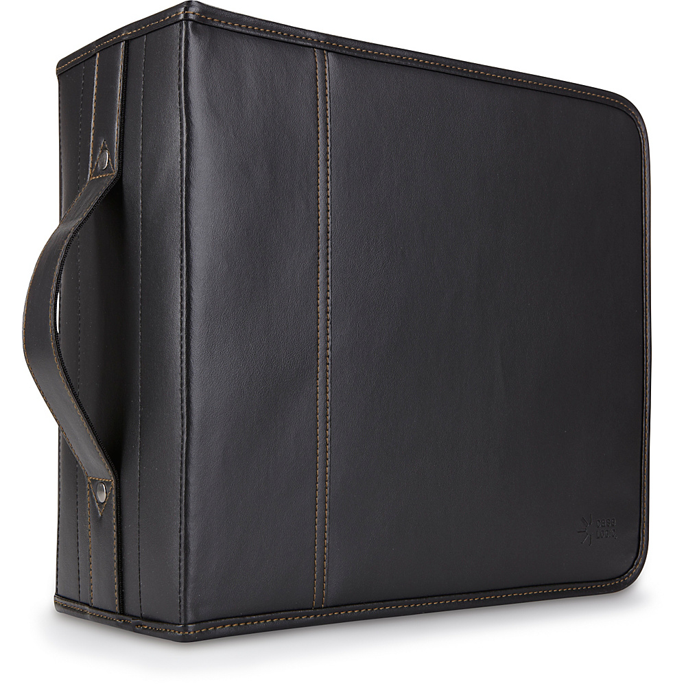 Case Logic 320 Capacity CD Wallet Black