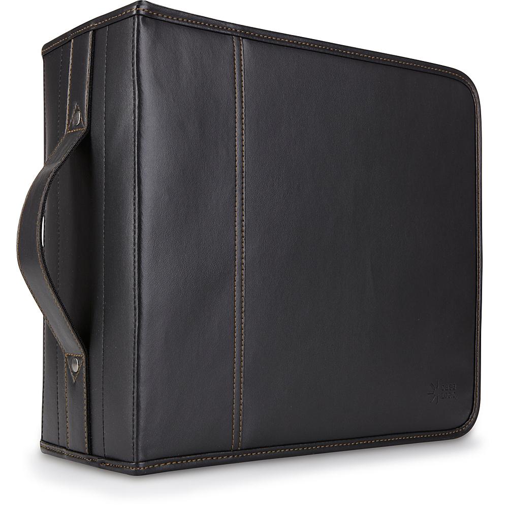 Case Logic 320 Capacity CD Wallet Black