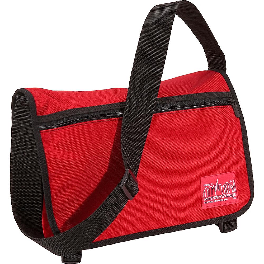 Manhattan Portage Europa Red - Manhattan Portage Messenger Bags - Work Bags & Briefcases, Messenger Bags