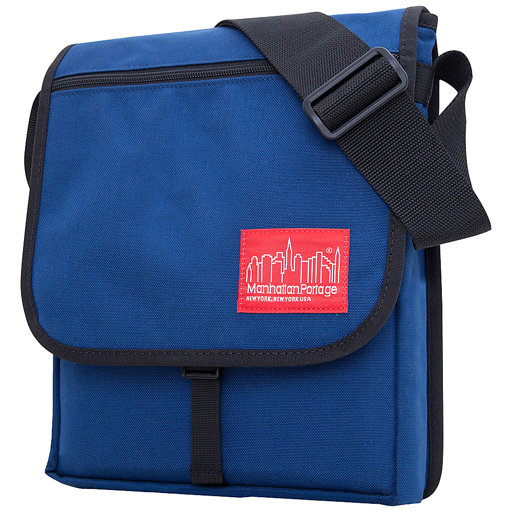 Manhattan Portage Manhattan Bag - Navy - Work Bags & Briefcases, Messenger Bags