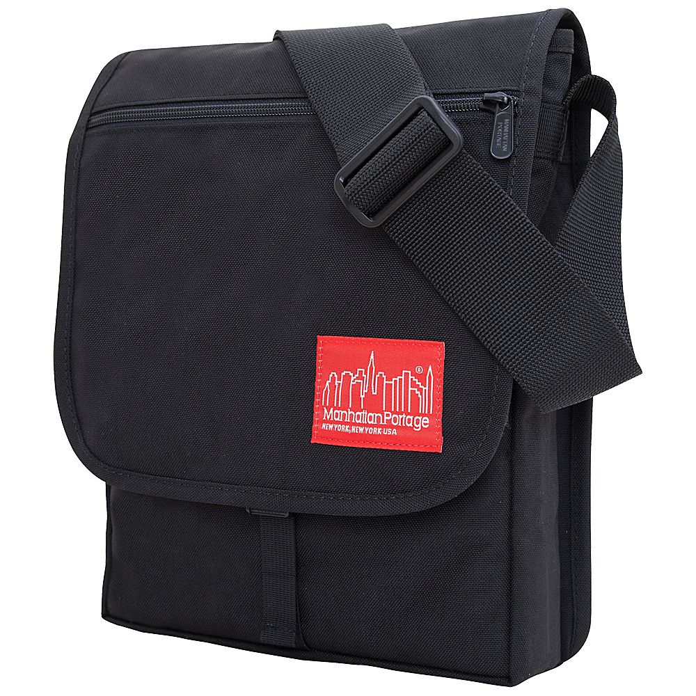 Manhattan Portage Manhattan Bag Black - Manhattan Portage Messenger Bags - Work Bags & Briefcases, Messenger Bags