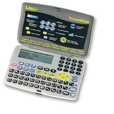 Lingo TravelMate - As shown