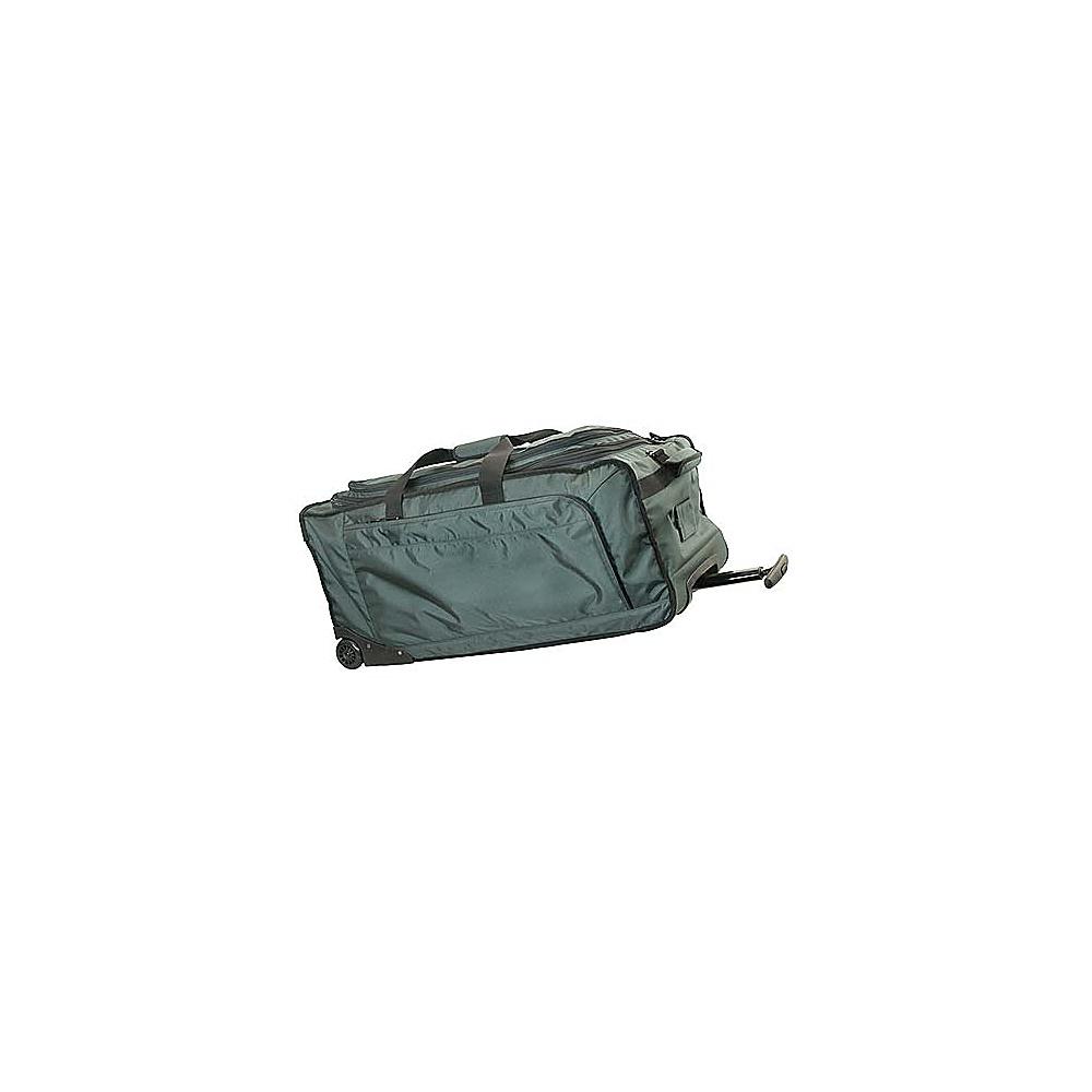 Netpack Transporter II Wheeled Duffel - Large - Grey - Luggage, Rolling Duffels