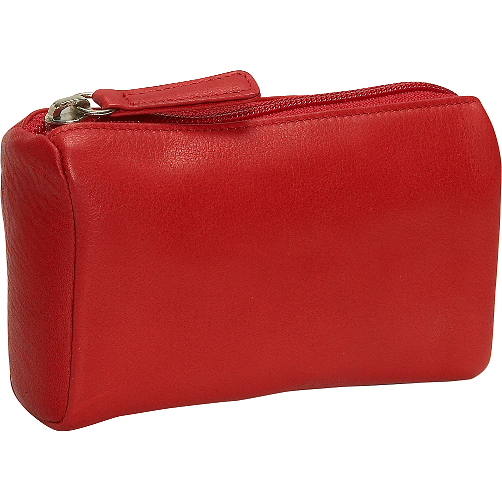 Osgoode Marley Cashmere Large Coin Purse Red