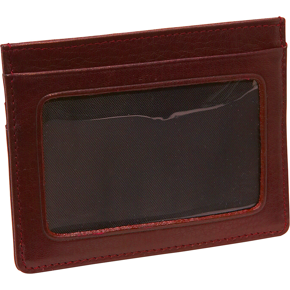 Osgoode Marley Cashmere ID Card Stack Brandy - Osgoode Marley Mens Wallets - Work Bags & Briefcases, Men's Wallets
