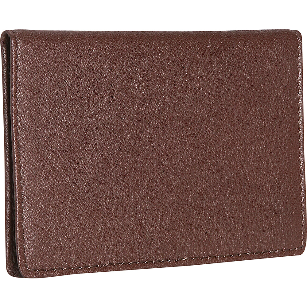 Royce Leather Mini ID Case - Coco - Women's SLG, Women's Wallets