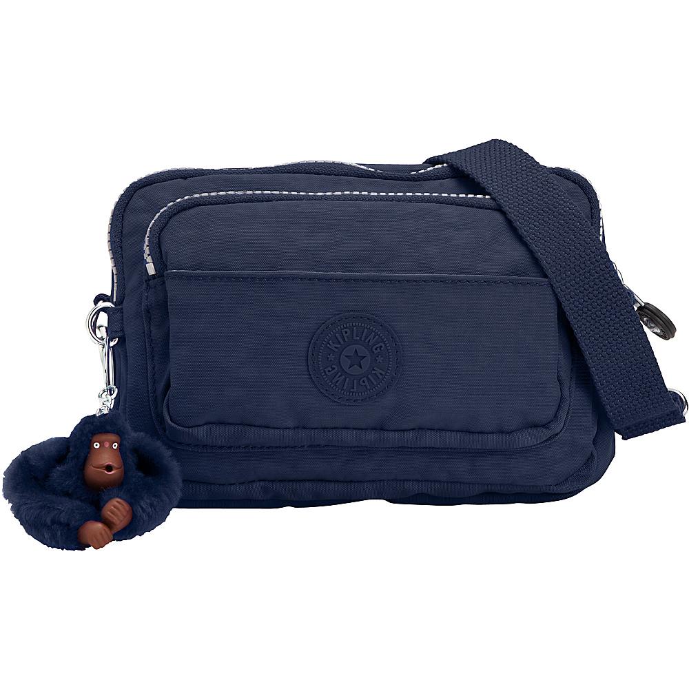 Kipling Multiple Convertible Waist Bag - Cross Body - Handbags, Fabric Handbags