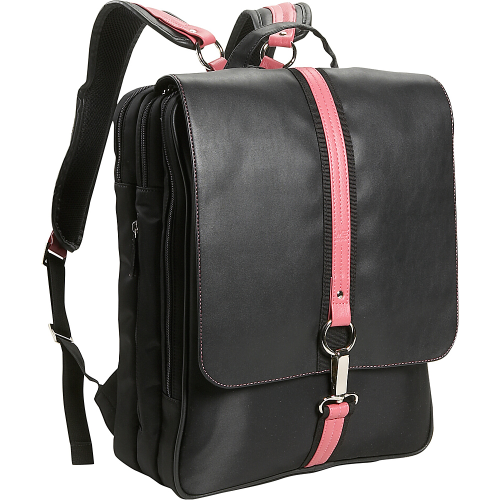 Mobile Edge Komen Paris Backpack - 16PC / 17 MacBook - Backpacks, Business & Laptop Backpacks