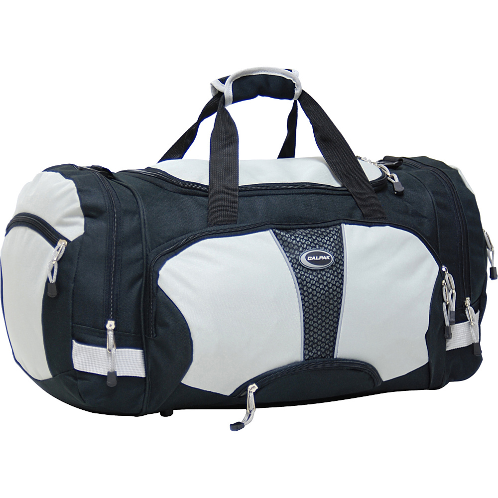 CalPak Field Pak 24 Light Weight Gray - CalPak Travel Duffels - Duffels, Travel Duffels