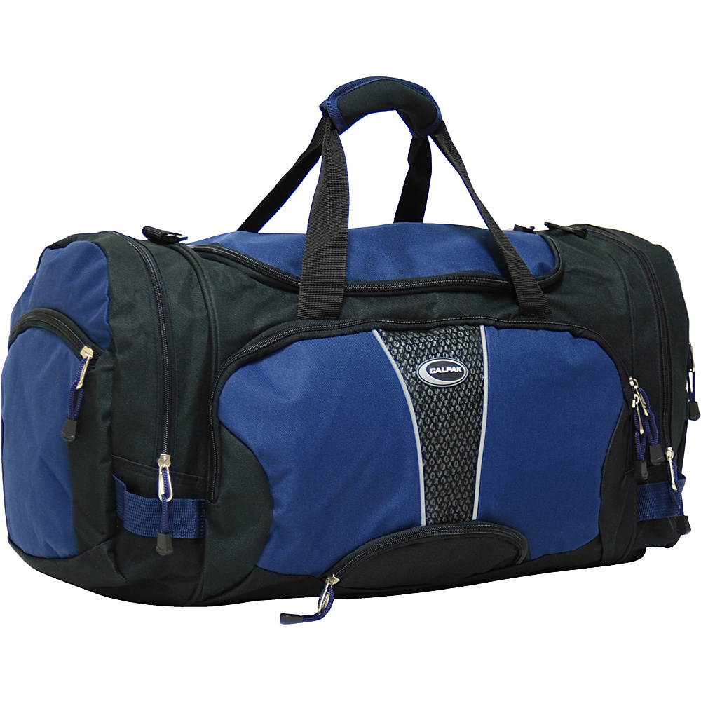 CalPak Field Pak 24 Light Weight - Blue - Duffels, Travel Duffels