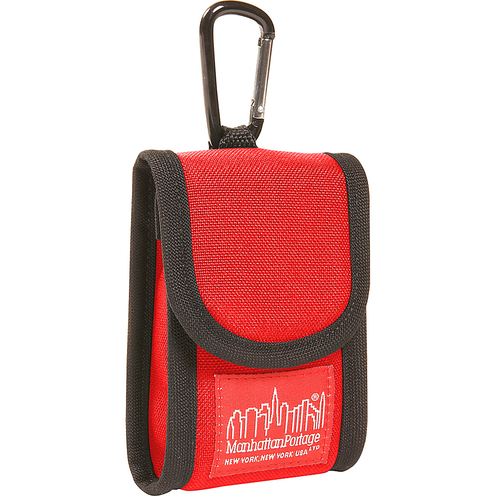 Manhattan Portage Accessory Case - Red - Technology, Electronic Cases
