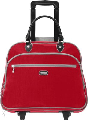 baggallini Rolling 17 inch Tote Apple - baggallini Softside Carry-On