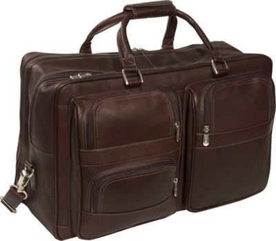 Piel Complete Carry-All Bag - Chocolate