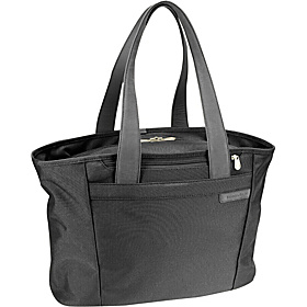 Baseline Large Shopping Tote Black