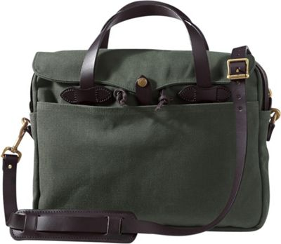 Filson Original Briefcase Otter Green - Filson Non-Wheeled Business Cases