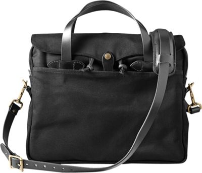 Filson Original Briefcase Black - Filson Non-Wheeled Business Cases
