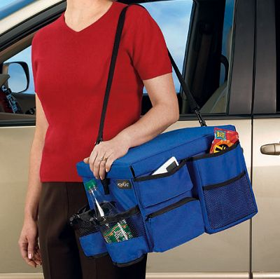 High Road Kids Car Organizer XL - Blue