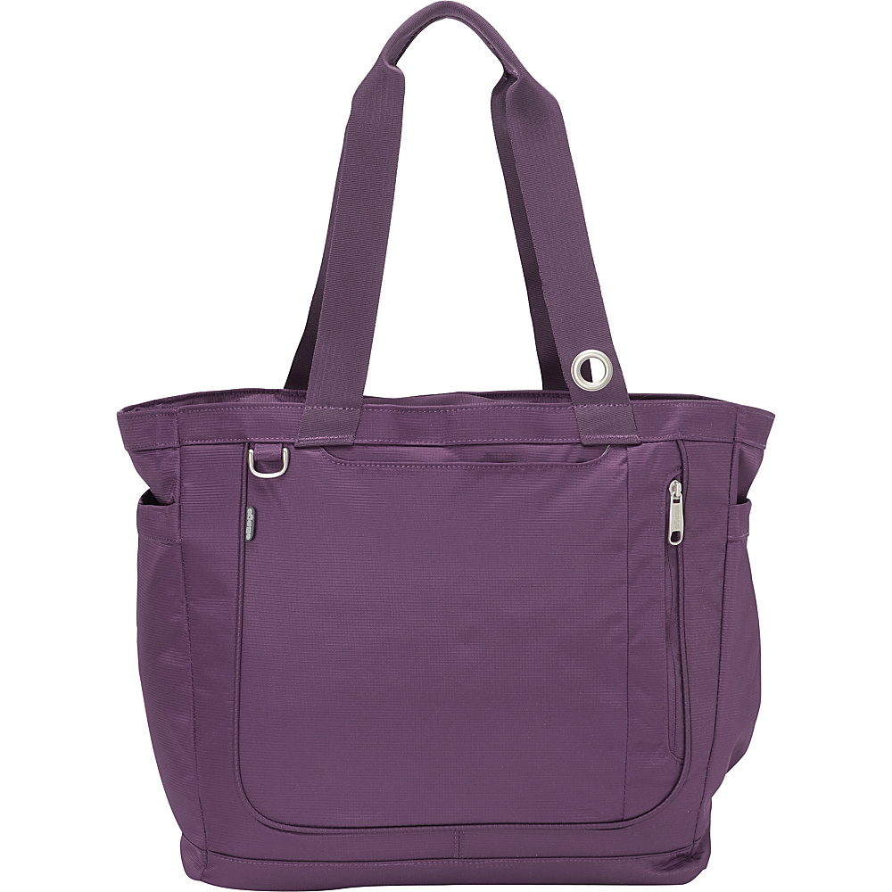 eBags Savvy Laptop Tote - Eggplant