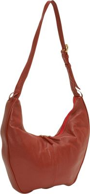 J. P. Ourse & Cie. Bank Large - Berry Red