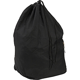 Stow-Away Laundry Bag Black
