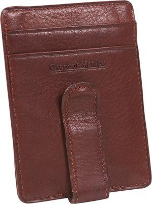 Osgoode Marley Cashmere ID Front Wallet Pocket Clip