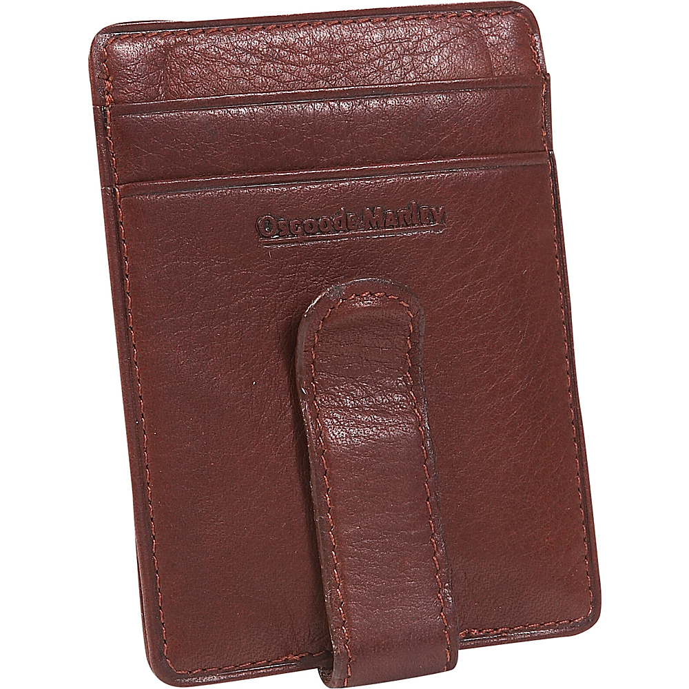 Osgoode Marley Cashmere ID Front Wallet Pocket Clip - Work Bags & Briefcases, Men's Wallets